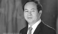 Gia đình Chủ tịch nước Trần Đại Quang nguyện vọng xin được miễn nhận tiền phúng viếng