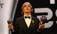 FIFA The Best 2018: Modric kết thúc kỷ nguyên Ronaldo - Messi