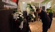 Lãnh đạo nước ngoài đến Đại sứ quán viếng Chủ tịch nước Trần Đại Quang