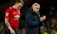 Thua luân lưu Derby County, Man United bị loại sớm ở League Cup