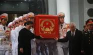 Lễ truy điệu, đưa tang Chủ tịch nước Trần Đại Quang