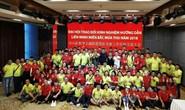 Hướng dẫn viên người Trung Quốc, Việt Nam tụ tập dự đại hội chui