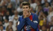 """CĐV Barcelona tức giận, yêu cầu Pique """"giải nghệ"""""""