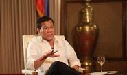 Ông Duterte nói về tội lỗi duy nhất