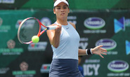 Kiều nữ quần vợt Alizé Lim dự giải 8 tay vợt mạnh toàn quốc