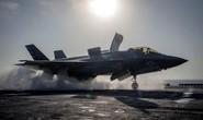 Tia chớp F-35 của Mỹ lần đầu tiên bị rơi