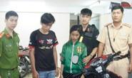 CSGT TP HCM bắt đôi nam, nữ cướp giật