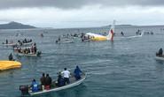 Có 4 người Việt là hành khách chuyến bay rơi xuống biển ở Micronesia