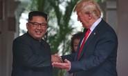 Tổng thống Donald Trump nói về ông Kim Jong-un: Chúng tôi đã bén tình