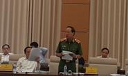 Thứ trưởng Lê Quý Vương đề cập vụ án Vũ nhôm, Út trọc trong báo cáo tại QH