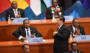 Ông Tập trấn an châu Phi về món quà khó cưỡng của Trung Quốc