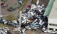 Hình ảnh Nhật Bản tả tơi sau bão Jebi