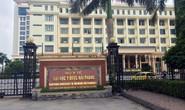 Lần đầu tiên Bộ Y tế thi tuyển hiệu trưởng ĐH Y Dược Hải Phòng
