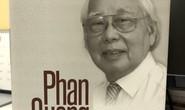 Ra mắt tuyển tập Phan Quang - 90 tuổi đời, 70 tuổi nghề