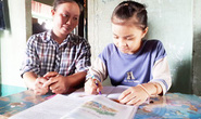 Trao học bổng Chắp cánh ước mơ: Tiếp sức con công nhân vệ sinh đến trường