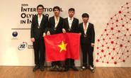 Việt Nam xuất sắc giành 4 huy chương tại Olympic Tin học quốc tế