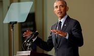 Ông Obama lần đầu chỉ trích đích danh ông Trump