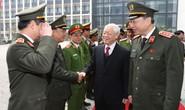 Tổng Bí thư Nguyễn Phú Trọng dự hội nghị Công an toàn quốc