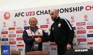 HLV U23 Qatar: U23 Việt Nam là đối thủ khó chịu nhất giải