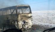 Cháy xe buýt, 52 người thiệt mạng
