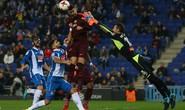 Messi hỏng phạt đền, Barcelona thua sốc Espanyol