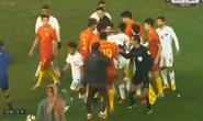 U23 Trung Quốc bị loại, còn dọa đánh Qatar và trọng tài