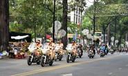 CSGT TP HCM lên kịch bản để người dân cổ vũ đội tuyển U23 Việt Nam