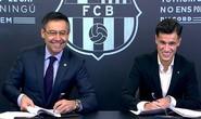 Thương binh Coutinho chào sân hợp đồng bom tấn tại Barcelona