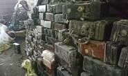 Đề xuất cưỡng chế đưa phế liệu nguy hại ra khỏi Việt Nam