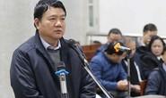 Luật sư truy vấn ông Đinh La Thăng tại tòa