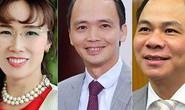 Bất ngờ từ 5 người giàu nhất sàn chứng khoán