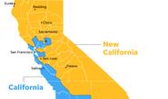 California Mới tuyên bố độc lập khỏi California, quyết thành bang 51