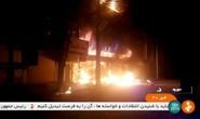 Iran: Cố trộm súng cảnh sát, 6 người biểu tình thiệt mạng