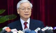Tổng Bí thư: Kỷ luật hơn 300 tổ chức Đảng, hơn 18.600 đảng viên