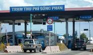 Giảm phí qua hai trạm BOT Sông Phan và Bắc Bình