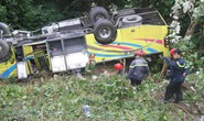 Khởi tố tài xế vượt ẩu khiến xe chở sinh viên rơi xuống vực đèo Hải Vân