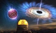 Lỗ đen quái vật là cổng vào thế giới khác?