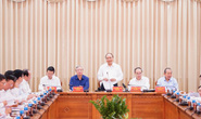 Thủ tướng: TP HCM cần tiên phong trong lĩnh vực kinh tế xã hội, đổi mới sáng tạo