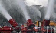 Thái Lan bắn pháo nước, tung máy bay làm mưa nhân tạo