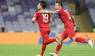 Song Hải lập công, tuyển Việt Nam thắng 2-0 nhưng vẫn phải chờ