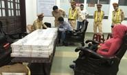Đà Nẵng: Bắt giữ xe khách vận chuyển 1.790 gói thuốc Jet nhập lậu