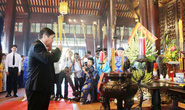 Khánh thành tượng Đức Lễ Thành Hầu Nguyễn Hữu Cảnh