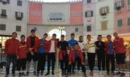 Tuyển Việt Nam xả trại, tham quan các siêu công trình ở Qatar