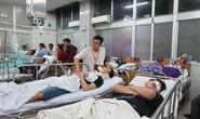 7 nạn nhân vụ tai nạn ở Long An đang được cấp cứu tại Bệnh viện Chợ Rẫy