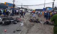 Danh tính các nạn nhân vụ tai nạn giao thông thảm khốc ở Long An