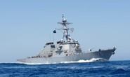 Nga phái tàu hộ vệ tên lửa kè sát chiến hạm Mỹ vào biển Đen