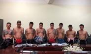 Khởi tố trùm giang hồ Vũ bông hồng cùng 11 đồng phạm