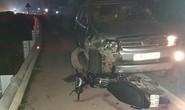 Bị ô tô Fortuner tông kéo lê khoảng 50 m, Phó trạm y tế tử vong