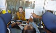 Thanh tra giao thông đột kích Bến xe Miền Đông