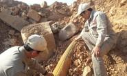 Thi công công trình, phát hiện quả bom nặng 113 kg